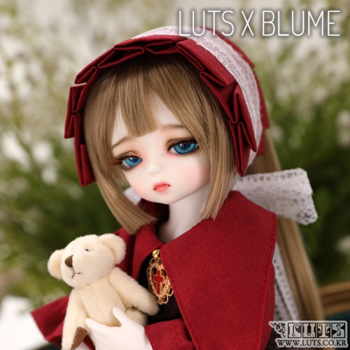 Honey Delf 'LUTS X BLUME' MADELEINE Romance Ver. Limited worldwide 30