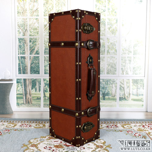 Antique Carrier M (Red Brown)