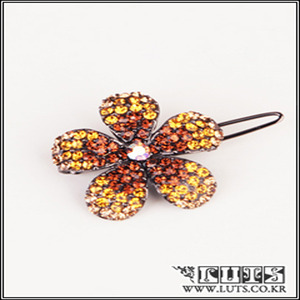 DAISY PIN (Yellow)
