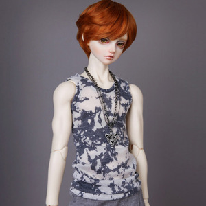 SDF65 Sleeveless Shirt (Charcoal)