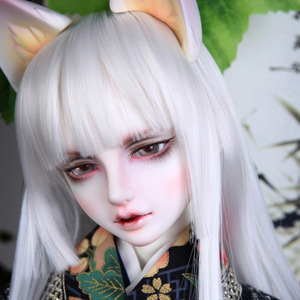 Senior65 Delf BLACK YOUKO ver Limited (Free fox ears)