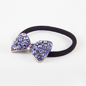 Ribbon Rubber Band (Violet)