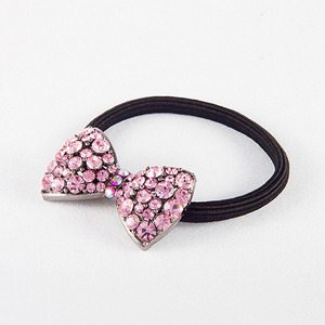 Ribbon Rubber Band (Pink)