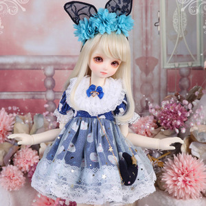 LUTS 18th Anniversary Kid Delf - Happiness on $10 ver. Blue Limited