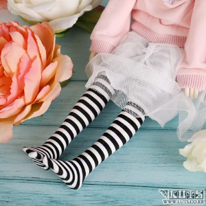 KDF Stripe socks