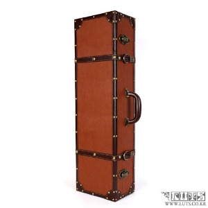 Antique Carrier L (Red Brown)