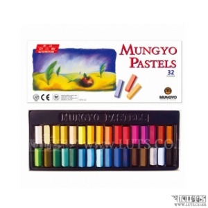 Mungyo Pastel (32 colors)