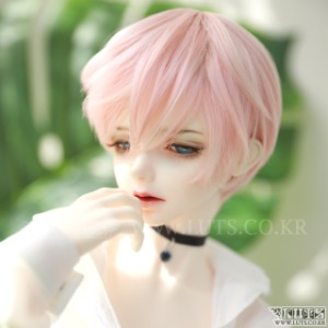 [2020 Summer Event gift Wig] SDW, KDW, CDW-217 (Strawberry latte)