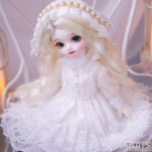 HDF White Sunshine set