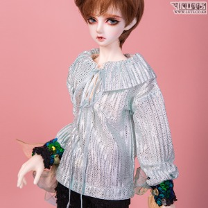 MDF Roro Blouse (Mint)