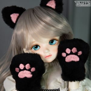 KDF Cat Jelly Punch (Black)