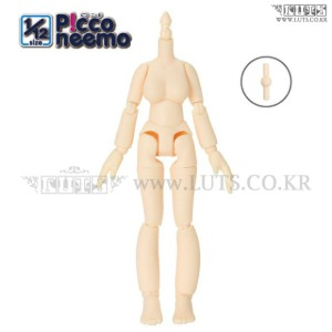 Picconeemo Body D/Girl LL Bust White Skin