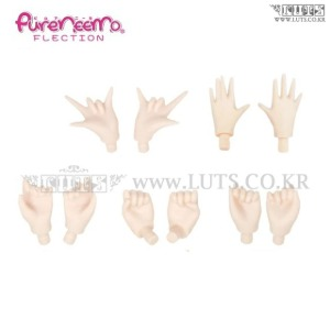 Pureneemo Hand Parts A set White Skin
