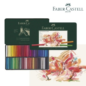 Faber Professional Stick Pastel 60 Colors