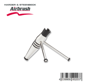 H&S Airbrush Holder PLATINUM