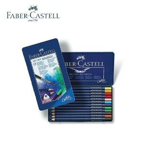 Faber Art Grip Watercolor Pencil 12 Colors