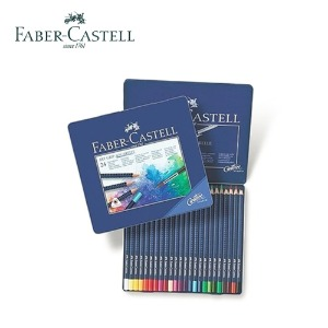 Faber Art Grip Watercolor Pencil 24 Colors